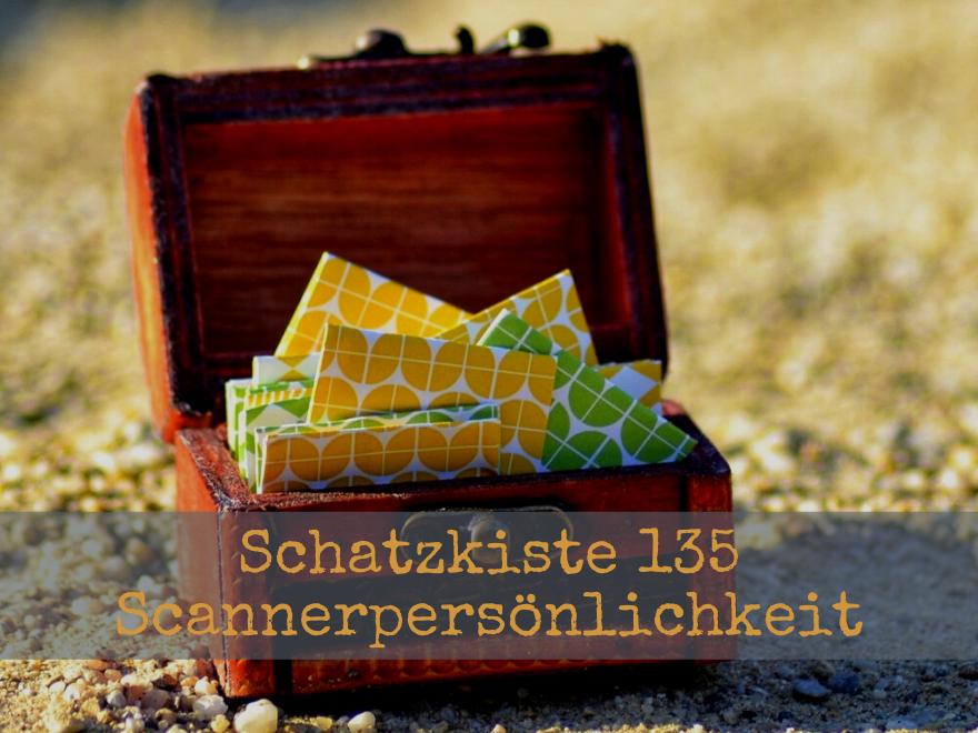 Schatzkiste135 - Scannerpersönlichkeit